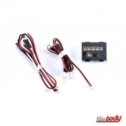 Kit 6 Led più Centralina - KILLER BODY KB48069