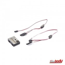 Kit Centralina LED - KILLER BODY KB48455