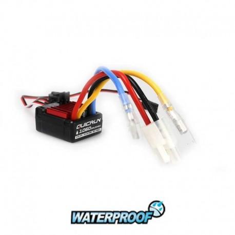 ESC Quicrun 1060WP Brushed 60A - HOBBYWING ESC-1060WP-HW