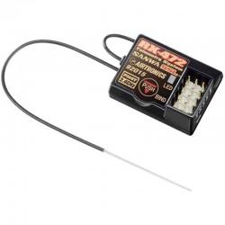 RX-472 2.4 Ghz FH3/FH4T - SANWA