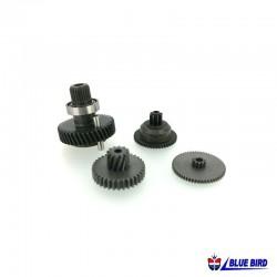 KIT Bearings and Gears Servos BLS-H50B/BMS-H50C - BLUE BIRD