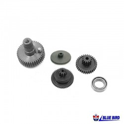 KIT Bearings and Gears Servos BLS-42A/BLS-4210 - BLUE BIRD
