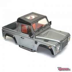 Carrozzeria DEFENDER D90 PickUp PLUS - TRC