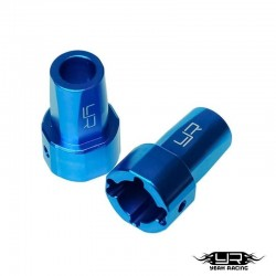 Barilotti post. BLU - YEAH RACING SCX10-007BU