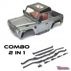 COMBO 2-in-1 D90 PickUp PLUS - TRC