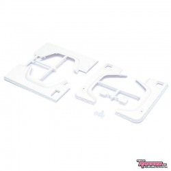 Set MODIFICA KAHN v2 per Carrozzeria Defender D90 - TRC