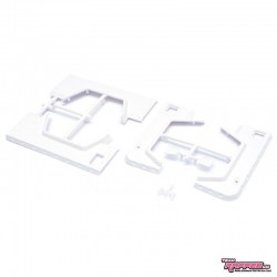 Set MODIFICA KAHN v1 per Carrozzeria Defender D90 PickUP - TRC