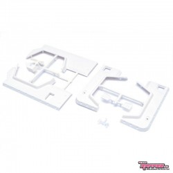 Set MODIFICA KAHN v3 per Carrozzeria Defender D130 - TRC