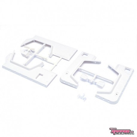 Set MODIFICA KAHN v3 per Carrozzeria Defender D130 - TRC TRC-302229C