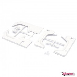 Set MODIFICA KAHN v4 per Carrozzeria Defender D110 PLUS - TRC