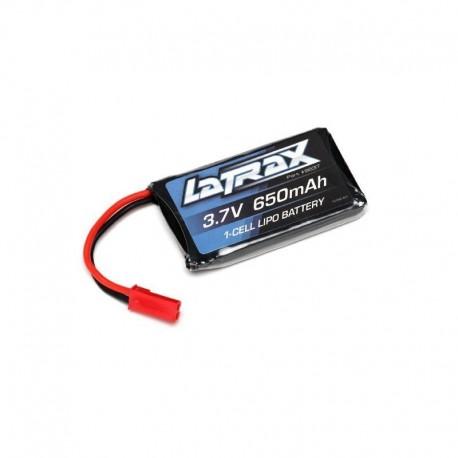 Batteria LiPo 650mAh 3.7v 1s 20c - LATRAX LTX-6637