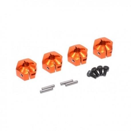 Esagoni trascinatori 9mm - GPM AX010-12X9MM-OR