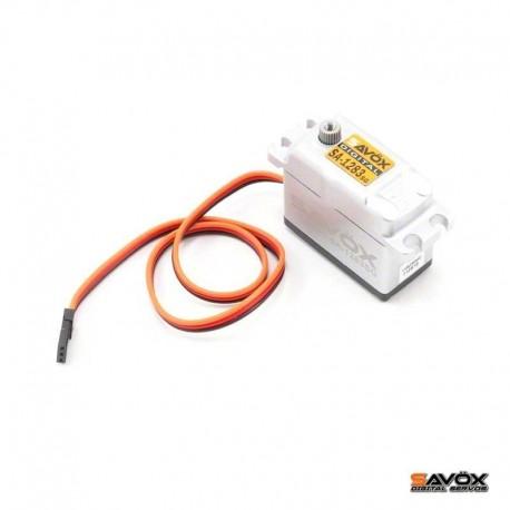 Servo Digitale SA-1283SG 2BB 30Kg 0,13sec/60° 6V - SAVOX SAX140