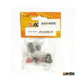 KIT, Gears, and Bearings Servant SA1283SG - SAVOX