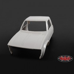The Front Bodywork MOJAVE Toyota Hilux - RC4WD