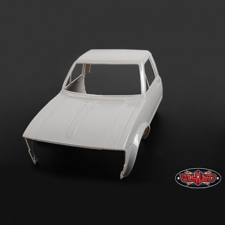 Parte Anteriore Carrozzeria MOJAVE Toyota Hilux - RC4WD Z-B0070