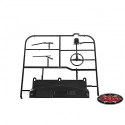 Parts Body for HILUX, BRUISER and MOJAVE - RC4WD
