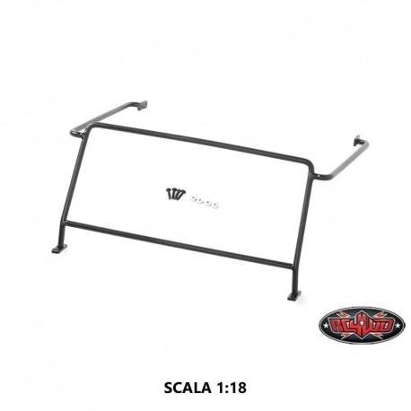 Roll Cage Protezione Vetro Defender D90 in Scala 1:18 - CCHand VVV-C0273