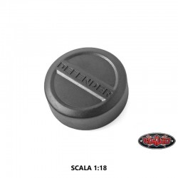 Wheel cover Spare Fake ABS Scale 1:18 - CCHand