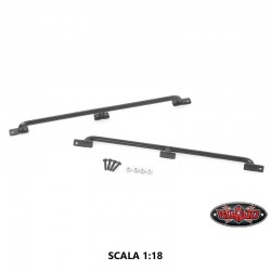 Barre Laterali Side Rock per Gelande 2 D90 in Scala 1:18 - CCHand VVV-C0275