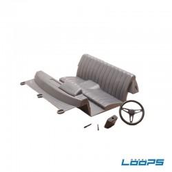 INTERNI REALISTICI per Carrozzeria Toyota Hillux/Mojave - LooPS