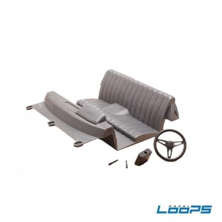 INTERNI REALISTICI per Carrozzeria Toyota Hillux/Mojave - LooPS LPS-I008