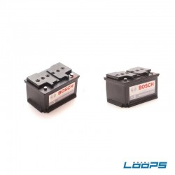 BATTERY BLACK 1:10 Scale (Realistic) - LooPS