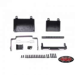 MOUNTING KIT Bodywork LAND CRUISER LC70 on TF2 LWB - RC4WD
