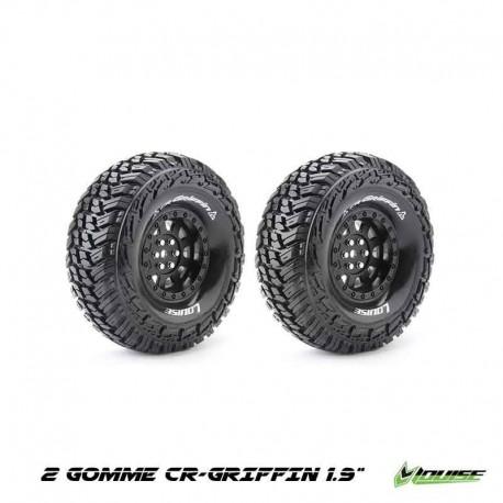 2 Gomme CR-GRIFFIN 1.9 SUPER SOFT - LOUISE L-T3230VI