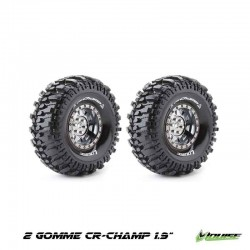 2 Tires CR-CHAMP 1.9 SUPER SOFT - LOUISE