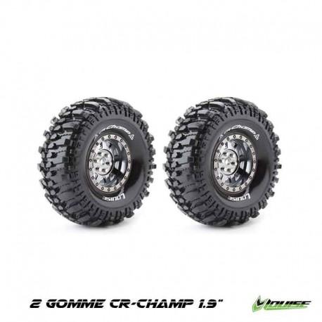 2 Gomme CR-CHAMP 1.9 SUPER SOFT - LOUISE L-T3231VI