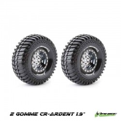 2 Gomme CR-ARDENT 1.9 SUPER SOFT - LOUISE