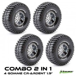 COMBO 2 in 1 TRENO GOMME CR-ARDENT 1.9 - LOUISE TM-T3232VI