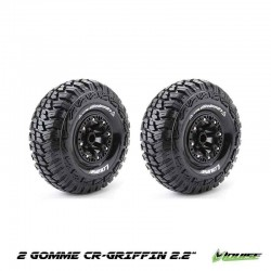 2 Gomme CR-GRIFFIN 2.2 SUPER SOFT - LOUISE
