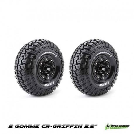 2 Gomme CR-GRIFFIN 2.2 SUPER SOFT - LOUISE L-T3235VI
