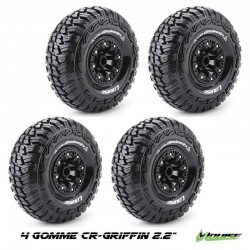 COMBO 2 in 1 TRENO GOMME CR-GRIFFIN 2.2 - LOUISE TM-T3235VI