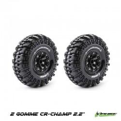 2 Gomme CR-CHAMP 2.2 SUPER SOFT - LOUISE L-T3236VI