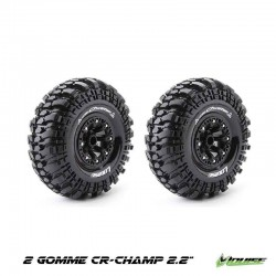 2 Tires CR-CHAMP 2.2 SUPER SOFT - LOUISE