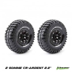 2 Gomme CR-ARDENT 2.2 SUPER SOFT - LOUISE