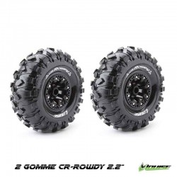 2 Gomme CR-ROWDY 2.2 SUPER SOFT - LOUISE