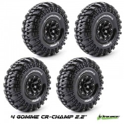 COMBO 2 in 1 TRENO GOMME CR-CHAMP 2.2 - LOUISE TM-T3236VI
