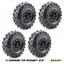 COMBO 2 in 1 TRENO GOMME CR-ROWDY 2.2 - LOUISE TM-T3238VI