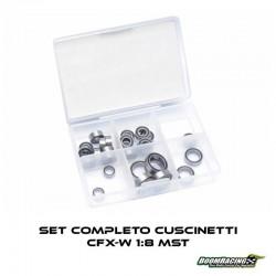 SET 55 CUSCINETTI a Sfera per CFX-W 1:8 della MST - BOOM RACING CFXWBBZ