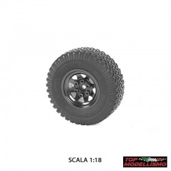 Spare wheel 1.0 RC4WD 1:18 - TM