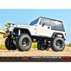 Trail Finder 2 (SWB) - RC4WD Z-K0045