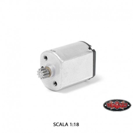FF-030 MICRO MOTORE 10T per GELANDE 2 (1:18) - RC4WD Z-E0079