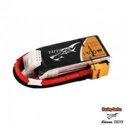 Batteria LiPo TATTU 1300mAh 11.1v 3s 75c RS - TATTU
