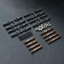 SET LINK COMPLETO (242mm) per CMX e CFX 1:10 - MST
