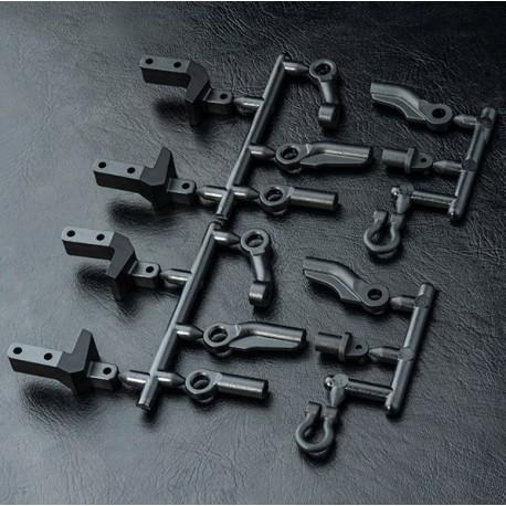 SET PLASTICHE v1 per CFX-W 1:8 - MST MST-230055