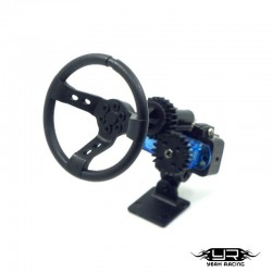 STEERING wheel with ELECTRONIC MOVEMENT in the Scale 1:10 - YEAH RACING